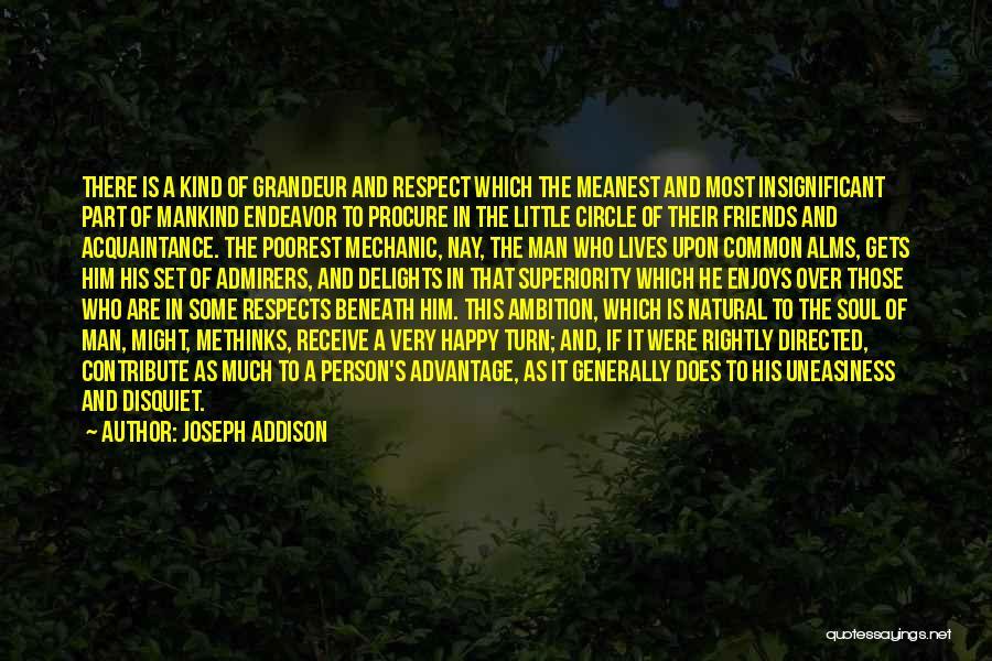 Friends Advantage Quotes By Joseph Addison