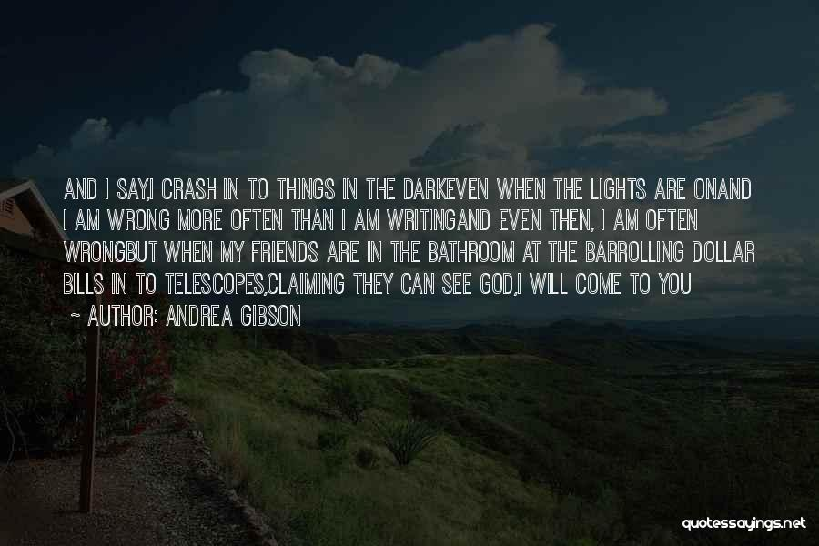 Friends But Love Quotes By Andrea Gibson