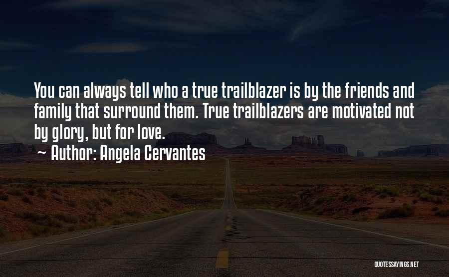 Friends But Love Quotes By Angela Cervantes