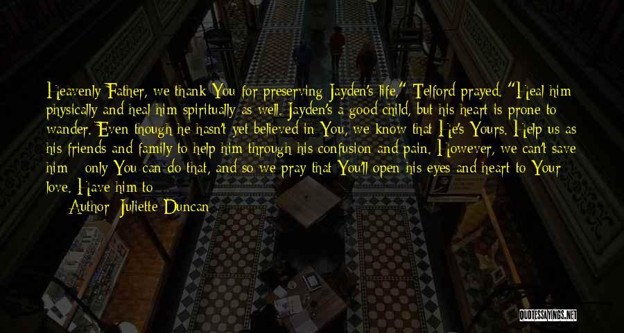 Friends But Love Quotes By Juliette Duncan