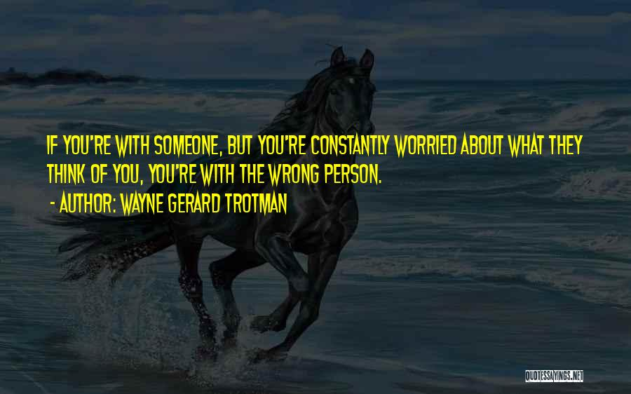 Friends But Love Quotes By Wayne Gerard Trotman