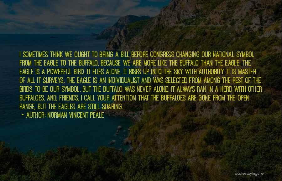 Friends Changing Quotes By Norman Vincent Peale