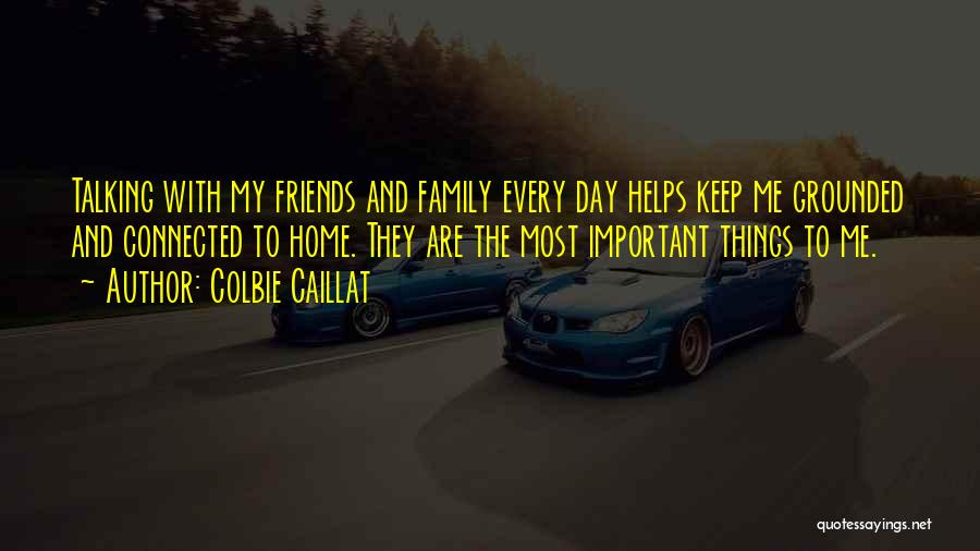 Friends Connected Quotes By Colbie Caillat