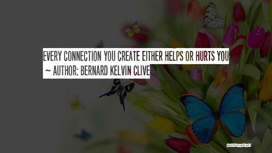 Friends Helping You Quotes By Bernard Kelvin Clive