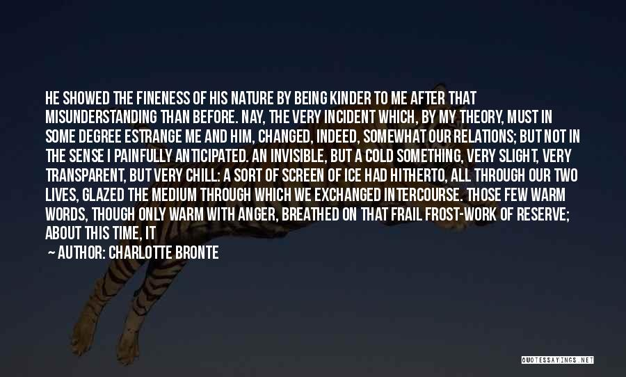 Friends Indeed Quotes By Charlotte Bronte