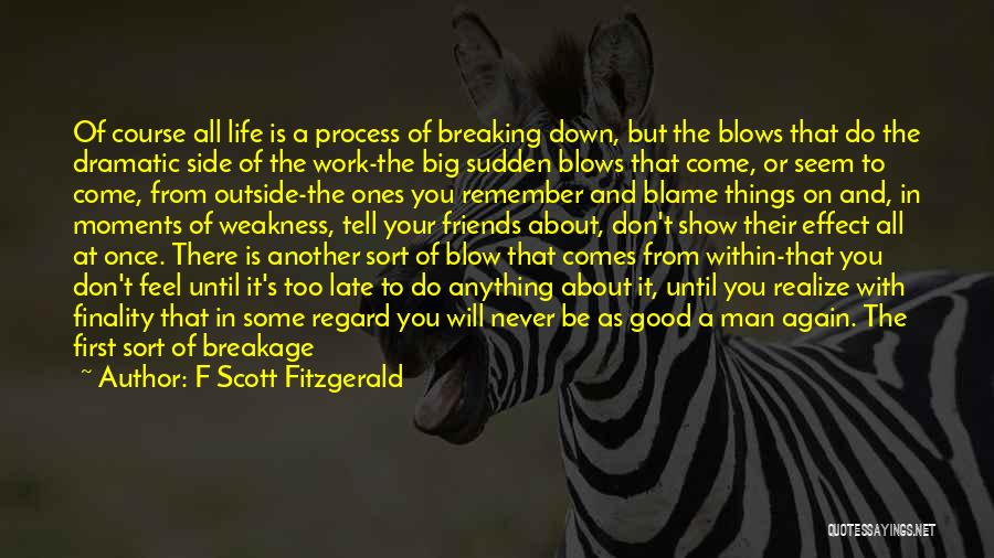 Friends Indeed Quotes By F Scott Fitzgerald