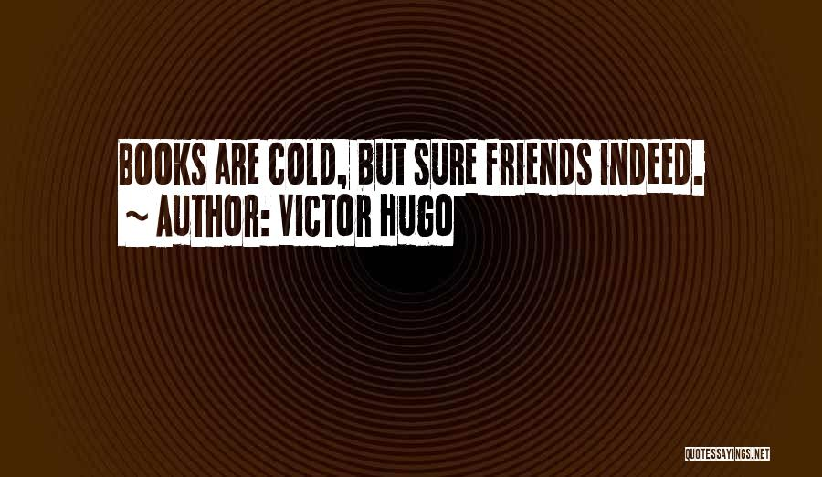 Friends Indeed Quotes By Victor Hugo