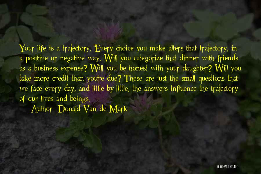 Friends Make Your Day Quotes By Donald Van De Mark