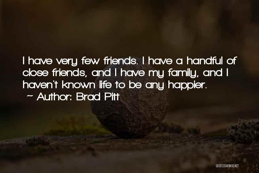 Friends The One With Brad Pitt Quotes By Brad Pitt