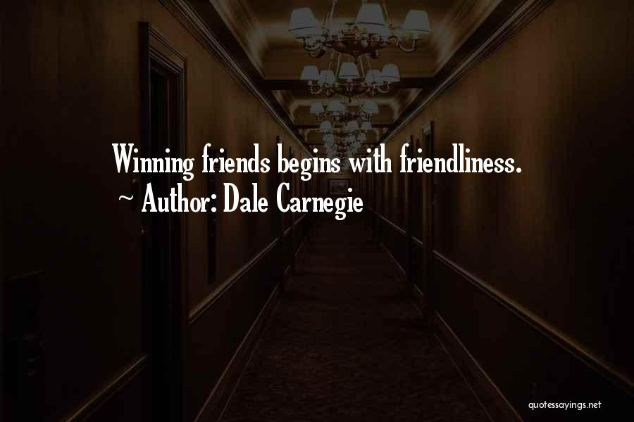 Friends With Quotes By Dale Carnegie