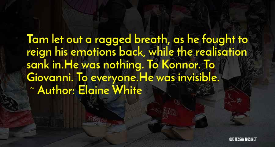 Friendship And Relationship Quotes By Elaine White