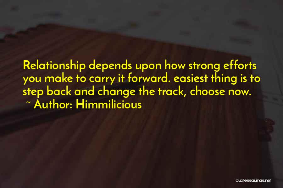Friendship And Relationship Quotes By Himmilicious