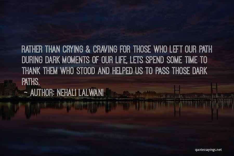 Friendship Changing Into Love Quotes By Nehali Lalwani