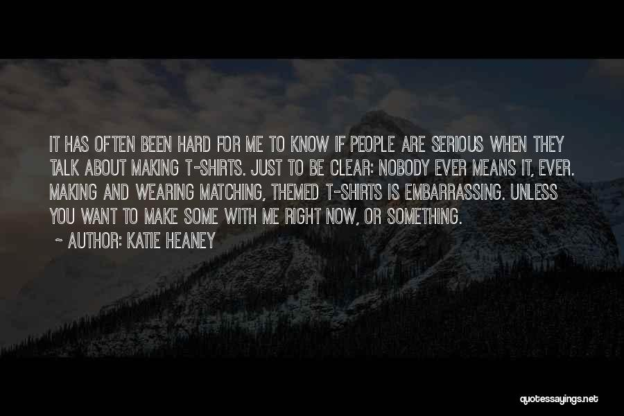 Friendship Means Nothing Quotes By Katie Heaney