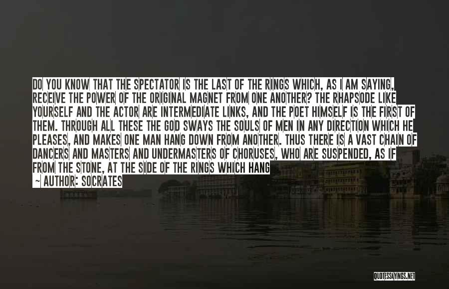 From First To Last Quotes By Socrates