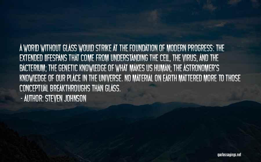From Quotes By Steven Johnson