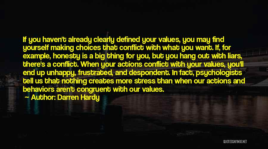 Frustrated Quotes By Darren Hardy