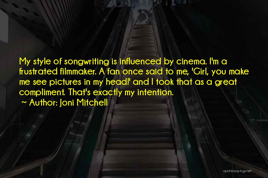 Frustrated Quotes By Joni Mitchell