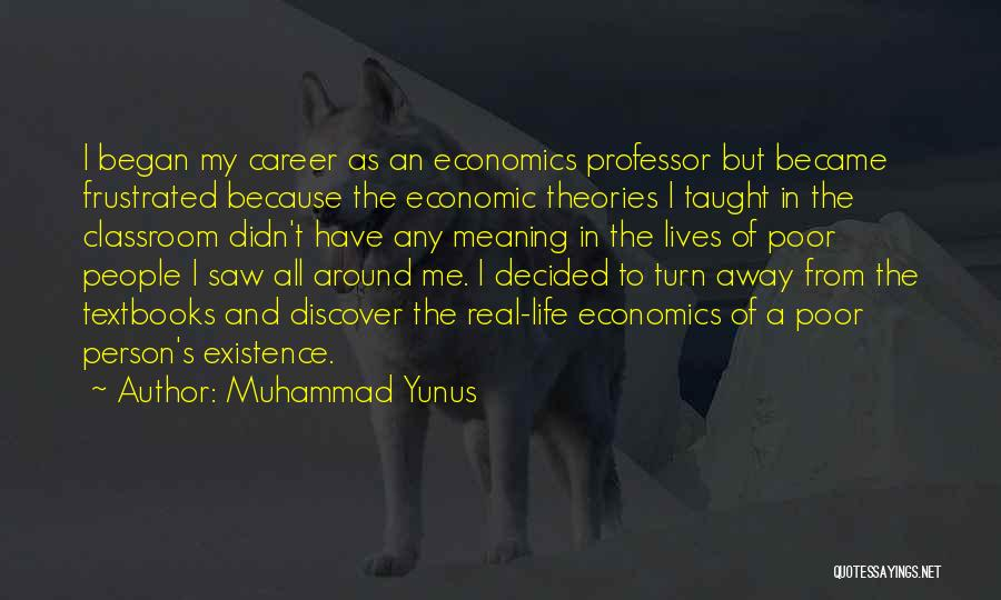 Frustrated Quotes By Muhammad Yunus