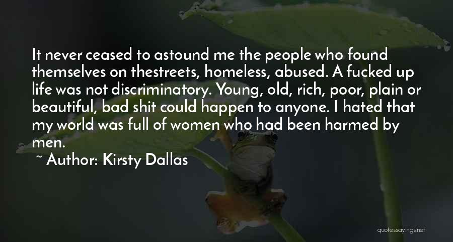 Full Of Themselves Quotes By Kirsty Dallas