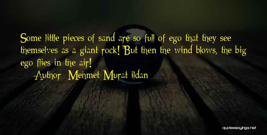 Full Of Themselves Quotes By Mehmet Murat Ildan