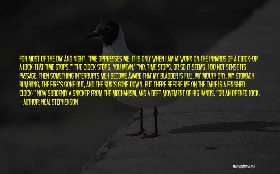 Full Stops Quotes By Neal Stephenson