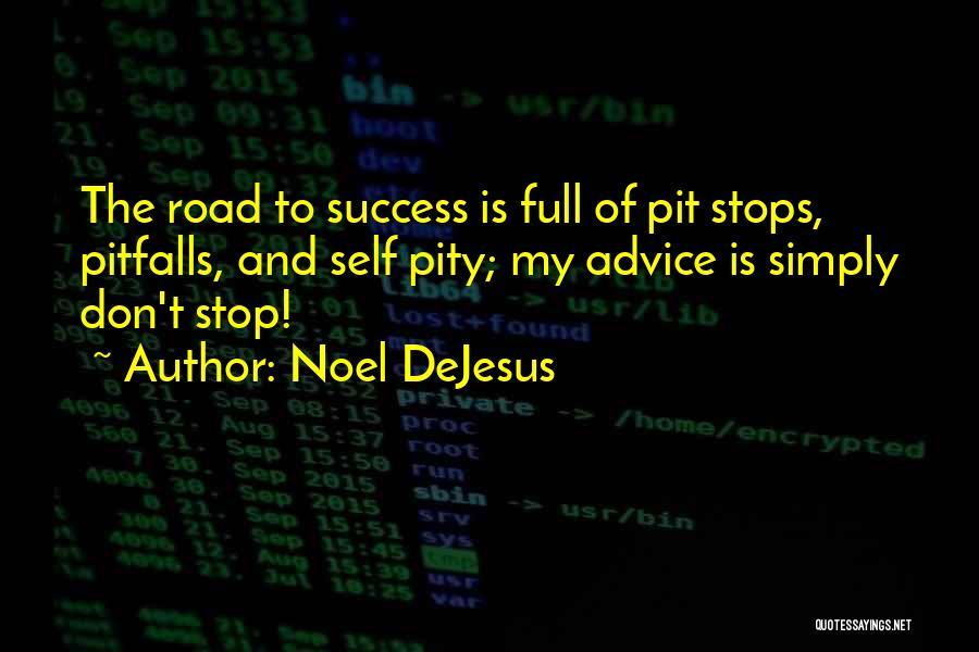 Full Stops Quotes By Noel DeJesus