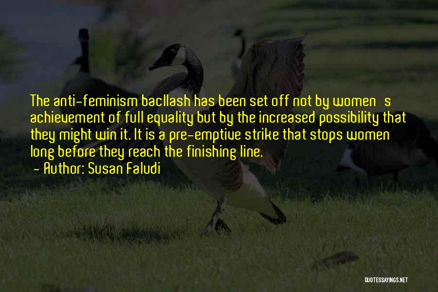 Full Stops Quotes By Susan Faludi
