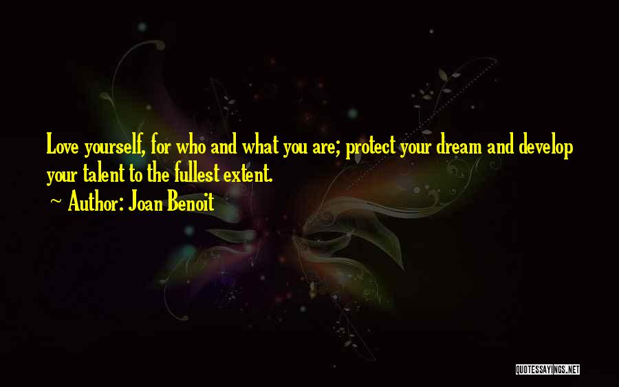 Fullest Quotes By Joan Benoit
