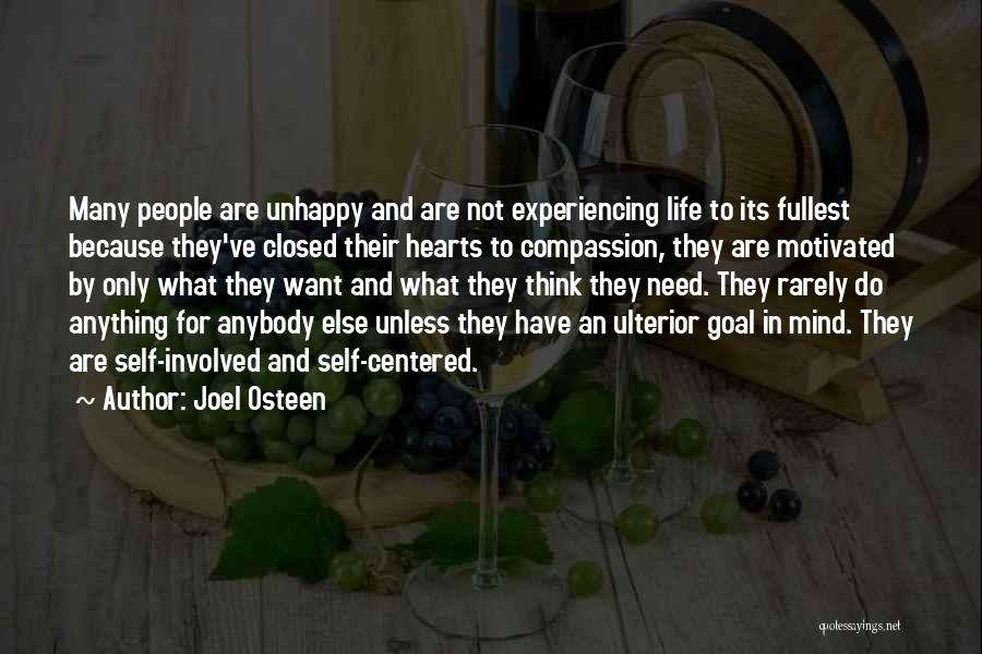 Fullest Quotes By Joel Osteen