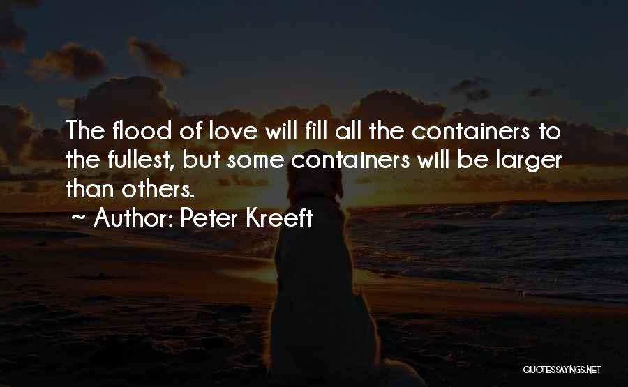 Fullest Quotes By Peter Kreeft