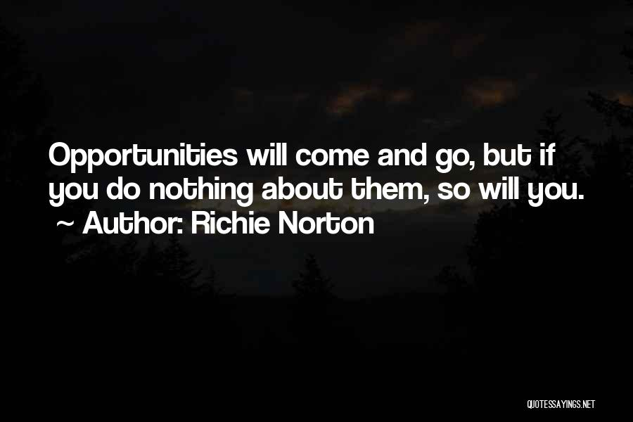 Fullest Quotes By Richie Norton