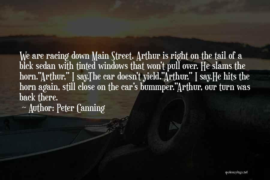 Funny Canning Quotes By Peter Canning