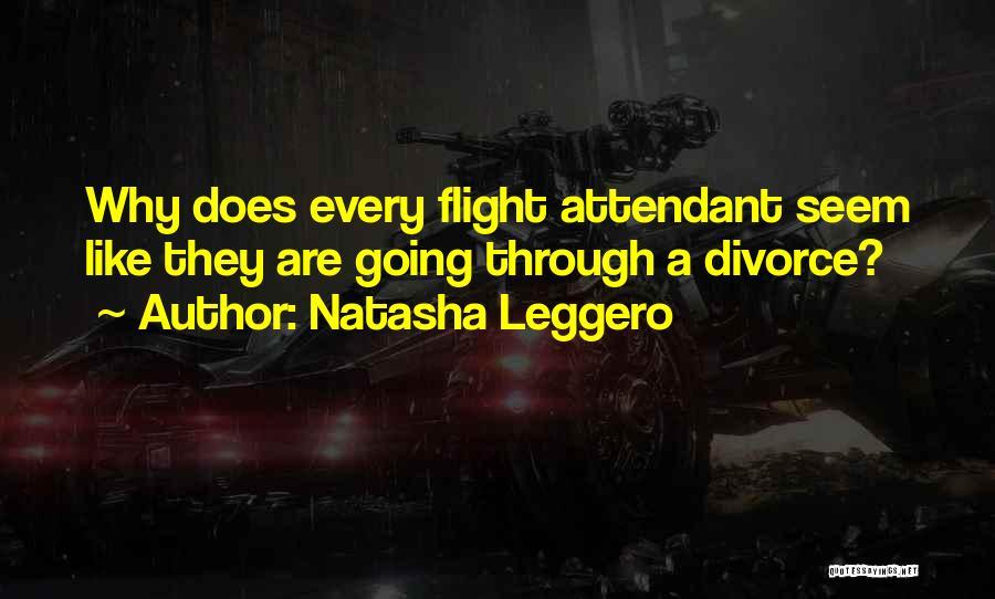 Funny Divorce Quotes By Natasha Leggero