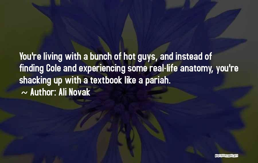 Funny Ex Girlfriend Quotes By Ali Novak