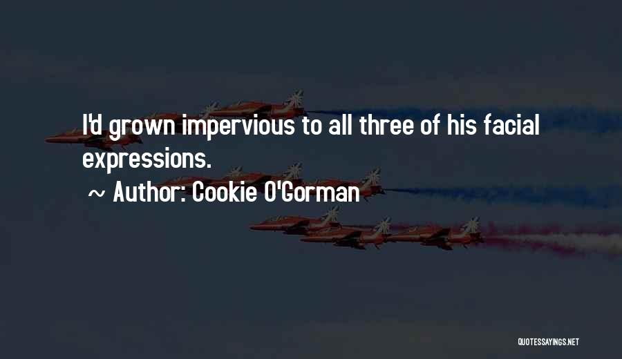 Funny Expressions And Quotes By Cookie O'Gorman