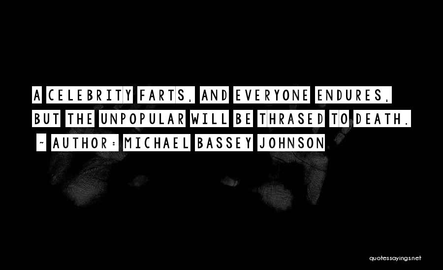 Funny Farts Quotes By Michael Bassey Johnson