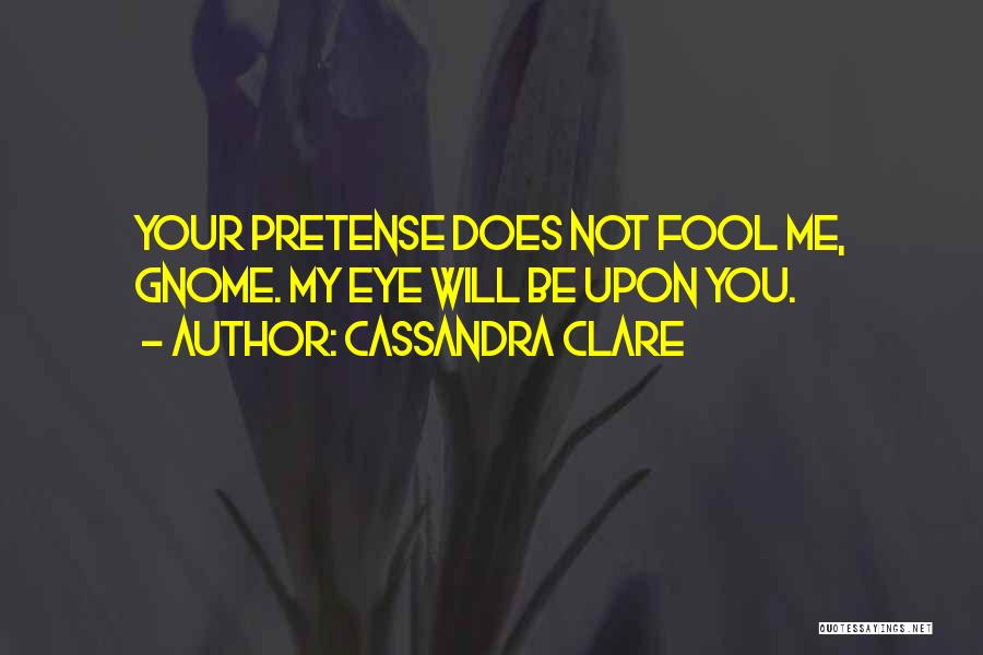 Funny Fiction Quotes By Cassandra Clare
