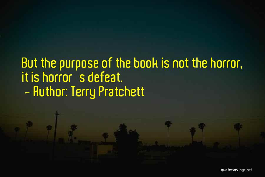 Funny Fiction Quotes By Terry Pratchett