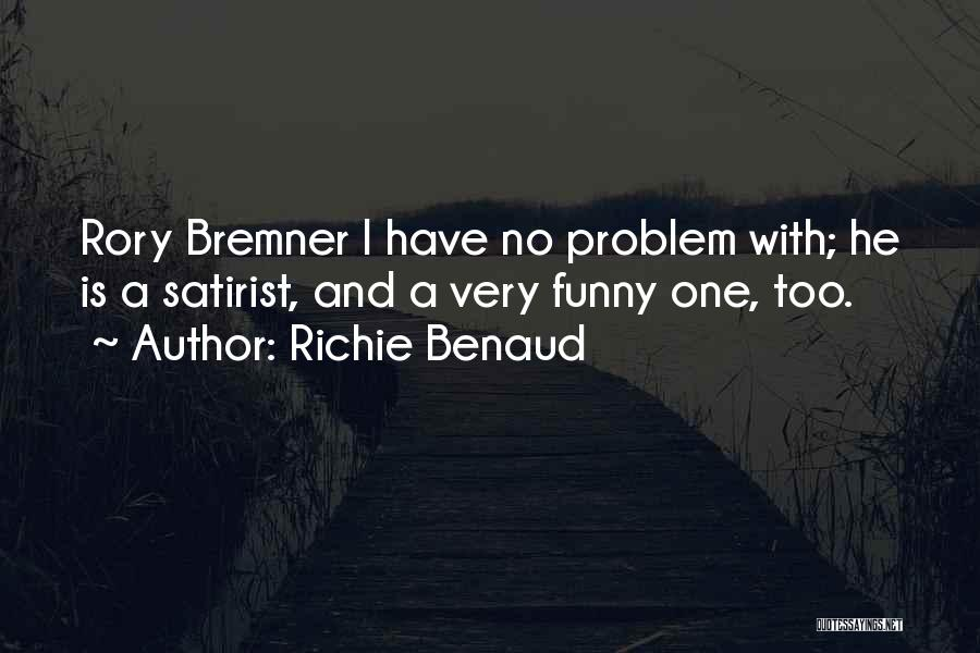 Funny Funny Quotes By Richie Benaud
