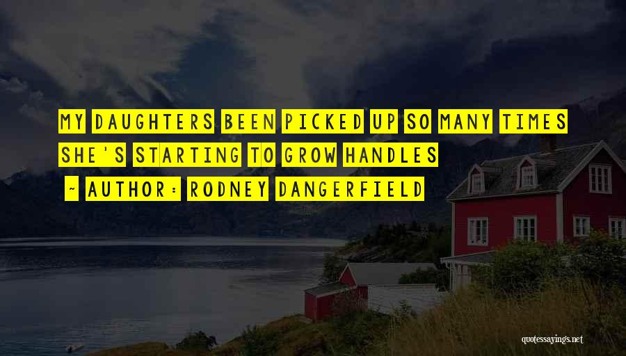 Funny Funny Quotes By Rodney Dangerfield