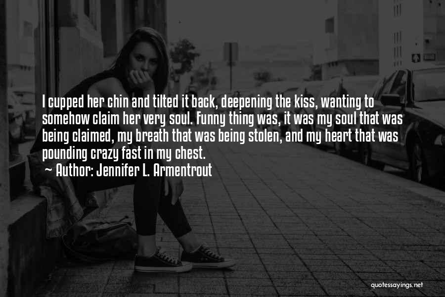 Funny Going Crazy Quotes By Jennifer L. Armentrout