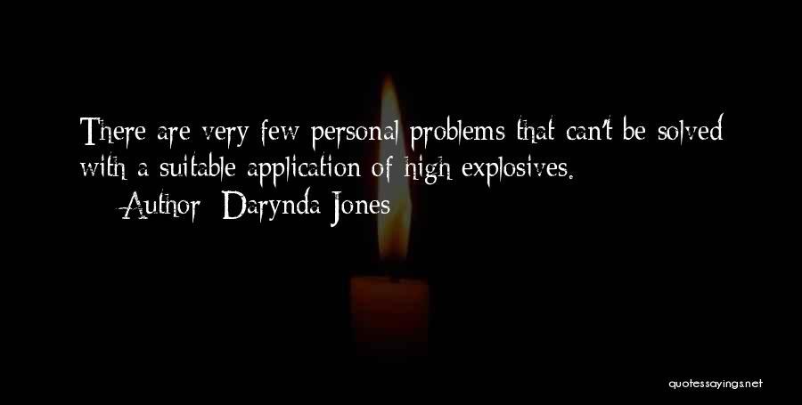 Funny High Quotes By Darynda Jones