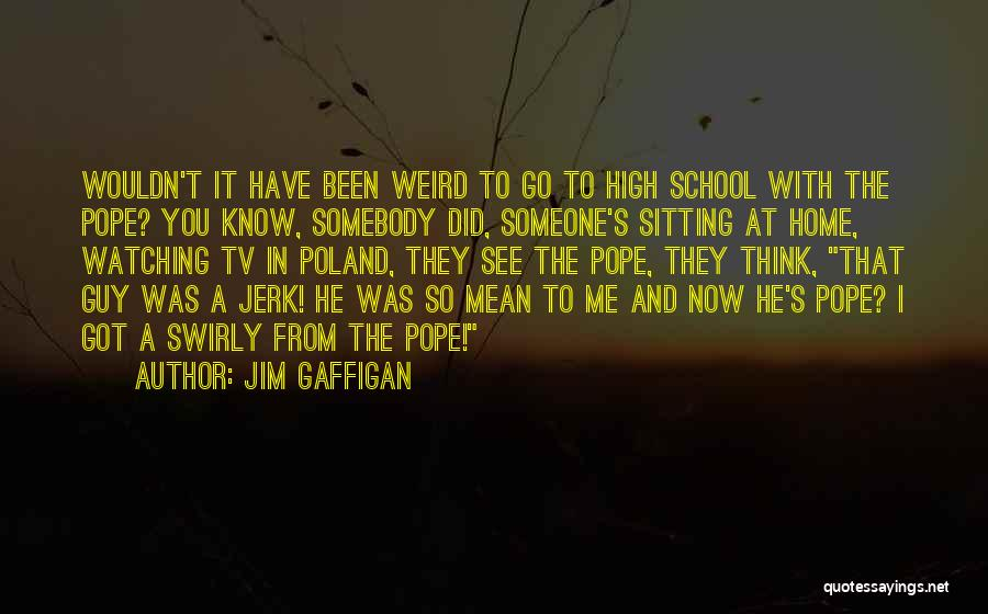 Funny High Quotes By Jim Gaffigan