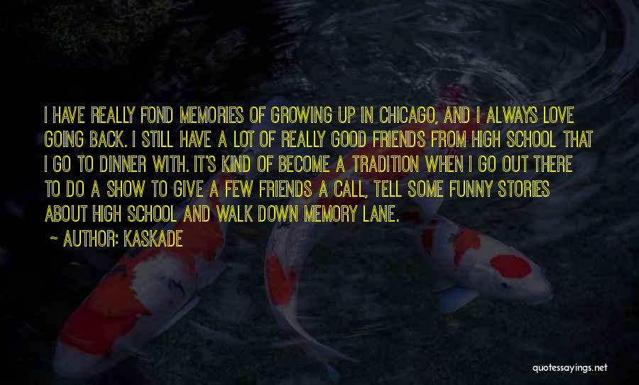 Funny High Quotes By Kaskade