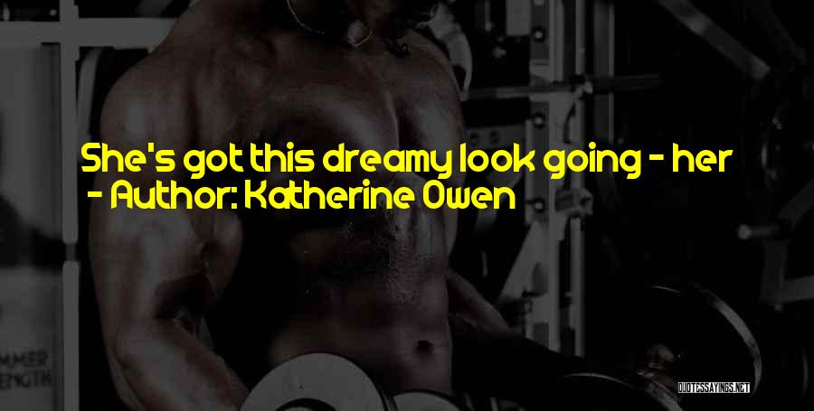 Funny High Quotes By Katherine Owen