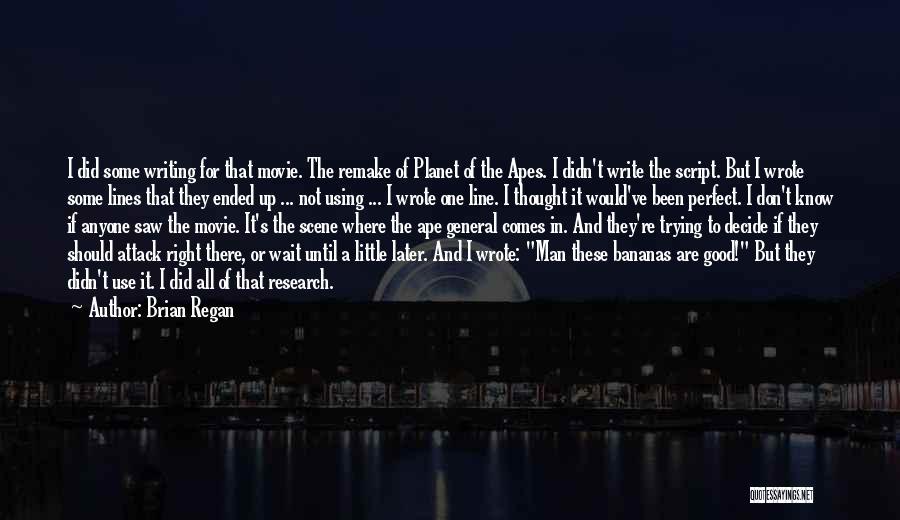 Funny Man U Quotes By Brian Regan