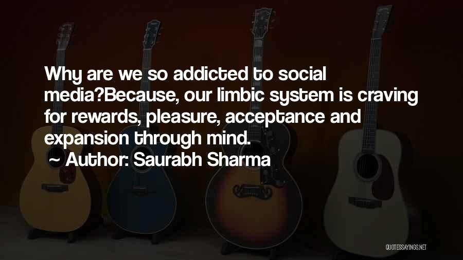 Funny Mind Quotes By Saurabh Sharma