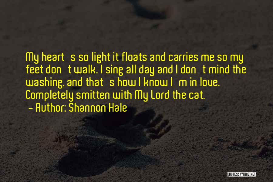 Funny Mind Quotes By Shannon Hale