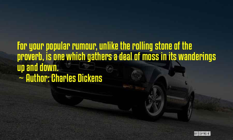 Funny Most Popular Quotes By Charles Dickens